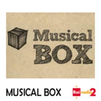 Logo of the podcast MUSICAL BOX del 04/08/2017 - Giovedì 3