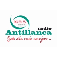 Logo of radio station Radio Antillanca 103.5 FM