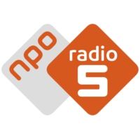 Logo of radio station NPO Radio 5