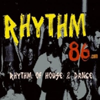 Logo of radio station Rhythm 86