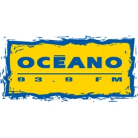 Logo of radio station Oceano FM 93.9