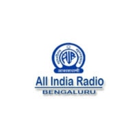 Logo of radio station AIR Bangla
