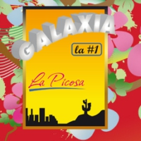 Logo of radio station Galaxia