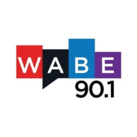 Logo of radio station WABE 90.1 FM