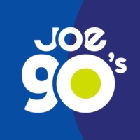 Logo of radio station Joe 90's