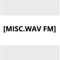 Logo of radio station [misc.wav FM]