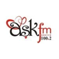Logo of radio station Ask FM Turkiye