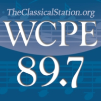 Logo of radio station WCPE 89.7 FM