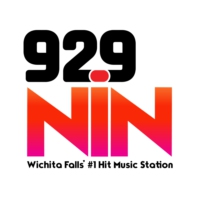 Logo of radio station 92.9 NIN
