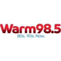 Logo de la radio WRRM Warm 98.5