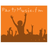 Logo of radio station Partymusic FM