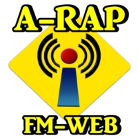 Logo of radio station A RAP-FM-WEB