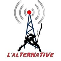 Logo of radio station L'alternative