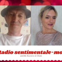 Logo of radio station SENTIMENTALE MOI