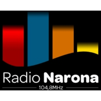 Logo of radio station Radio Narona 104,8 MHz