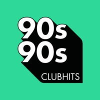 Logo of radio station 90s90s - Clubhits