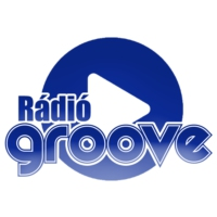 Logo of radio station Rádió Groove