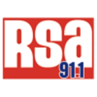 Logo of radio station RSA 92.7
