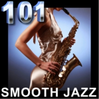 Logo of radio station 101 Smooth Jazz Radio