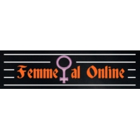 Logo of radio station Femmetal Online Radio