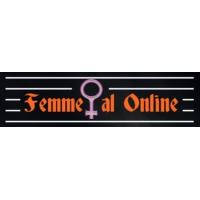 Logo de la radio Femmetal Online Radio