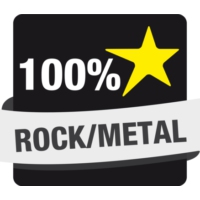 Logo of radio station Hit Radio - 100% Rock Metal