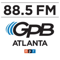 Logo of radio station GPB News