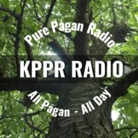 Logo de la radio KPPR Pure Pagan Radio