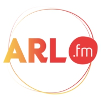 Logo of radio station ARL Radio