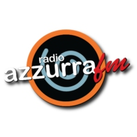 Logo of radio station Radio Azzurra Novara