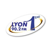 Logo de la radio Lyon 1ère