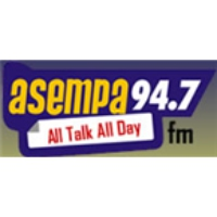 Logo of radio station Asempa 94.7FM