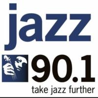 Logo of radio station WGMC Jazz90.1