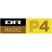 Logo of radio station DR P4 Kobenhavn