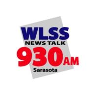 Logo of radio station WLSS