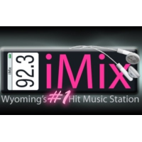 Logo of radio station KIXM IMix 92.3