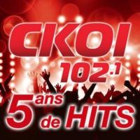 Logo de la radio CKOI 102.1 FM Québec