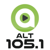 Logo of radio station WGHL Alt 105.1