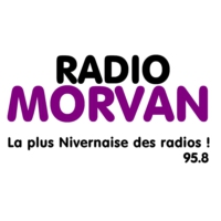 Logo of radio station Radio Morvan 95.8