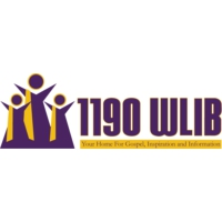 Logo of radio station 1190 AM WLIB