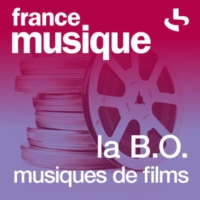 Logo of radio station France Musique - La BO
