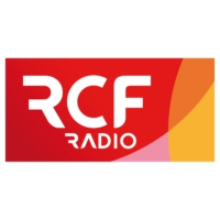 Logo of radio station RCF Drôme