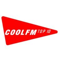 Logo de la radio Cool FM - Top 10