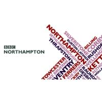 Logo of radio station BBC Radio Northampton