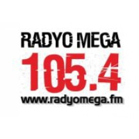 Logo of radio station Radyo Mega