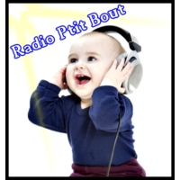 Logo of radio station Radio ptit bout