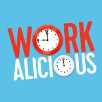 Logo of radio station Q-Workalicious