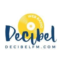 Logo of radio station DECIBEL