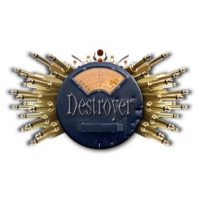 Logo of radio station Destroyer.net Radio Project