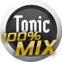 Logo of radio station Tonic Radio 100% Mix